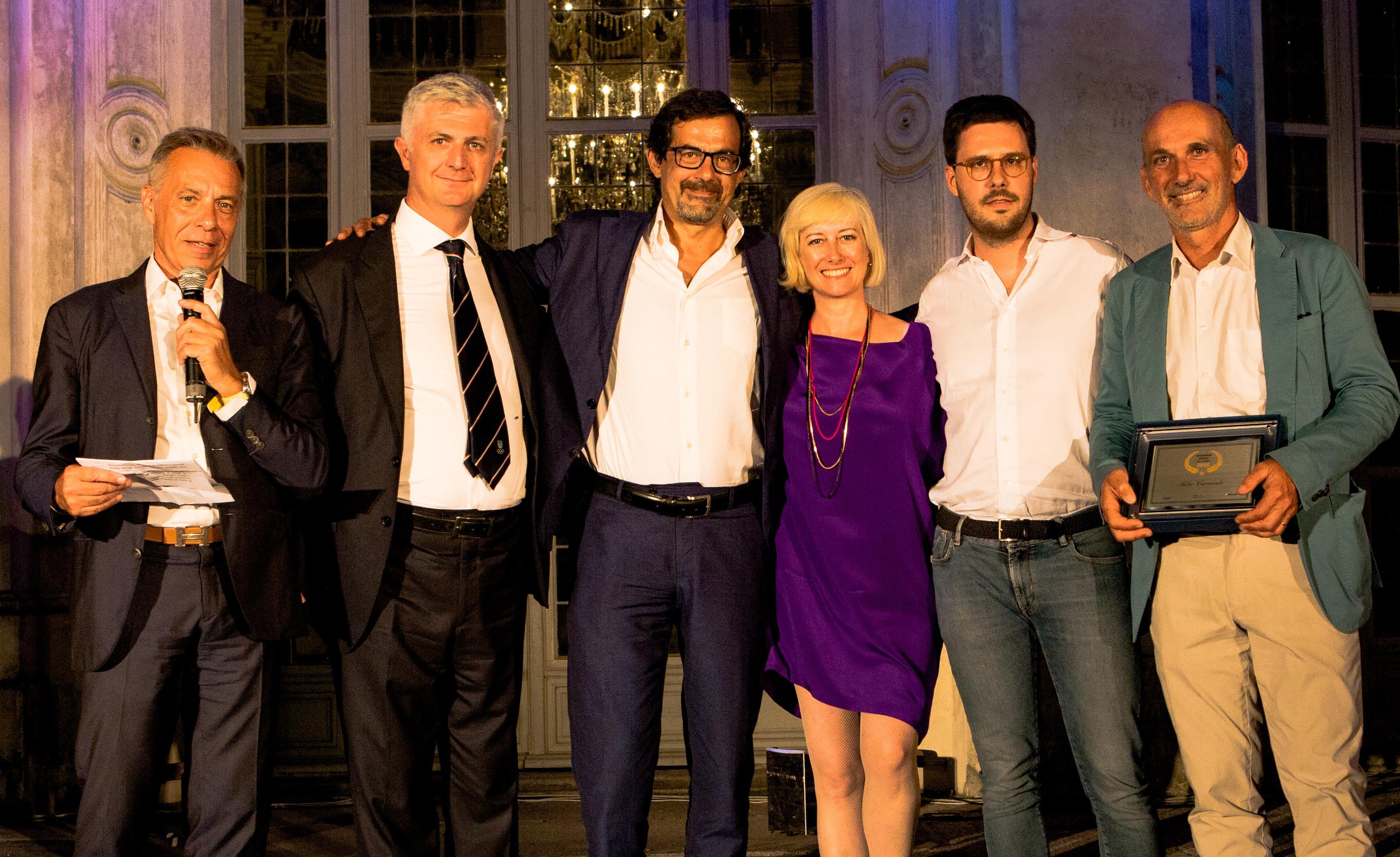 Fabio Cannavale vince il premio Business Angel dell'anno 2018